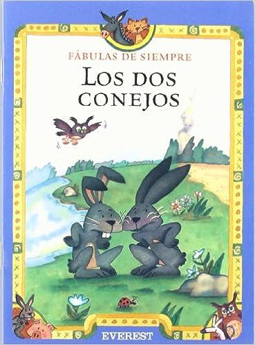 DOS Conejos, Los (Spanish Edition): Myriam Sayalero: 9788424185169: Amazon.com: Books