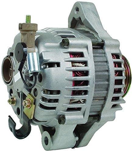 Premier Gear PG-13509 Professional Grade New Alternator (94 Honda Civic Alternator compare prices)