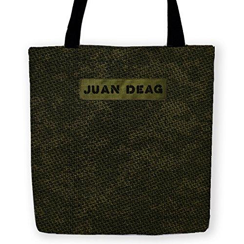 人気の Juan Deagキャリーオールトートバッグ 18 inches inches Juan ブルー 18 B06Y5674P3 18 inches, ワカミヤマチ:2f9c24bb --- 4x4.lt