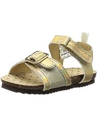 Britt Girl's Glitter Sandal