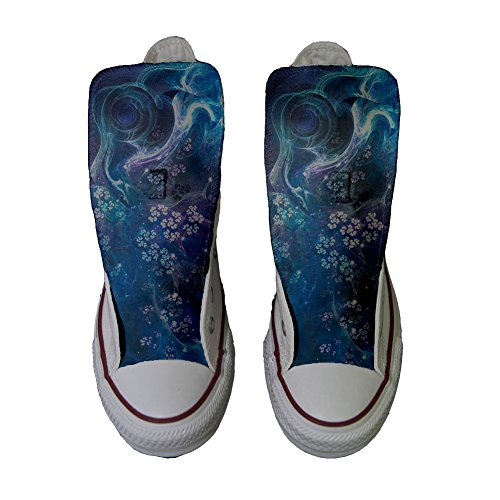 Converse All Star zapatos personalizados (Producto Handmade) Infinity Texture