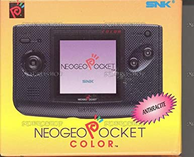Amazon com: Neo-Geo Pocket Color: Video Games