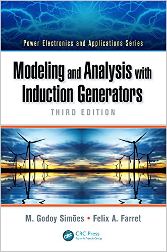 Modeling and Analysis with Induction Generators (Power Electronics and Applications Series Book 13)