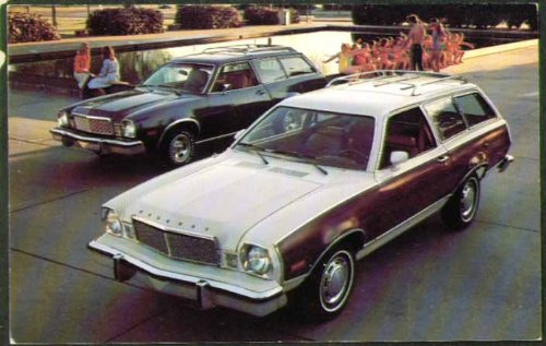 Mercury Bobcat Wagon (1978 Mercury Bobcat Wagons dealer)