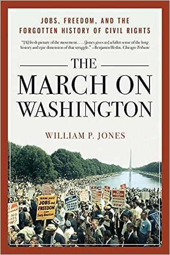 Laden Sie die Kindle-Bücher für den iPod herunter The March on Washington: Jobs, Freedom, and the Forgotten History of Civil Rights B00AR354BU in German RTF