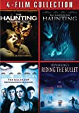 Four Film Collection (Haunting In Connecticut / American Haunting / Soul Survivors / Riding The Bullet)