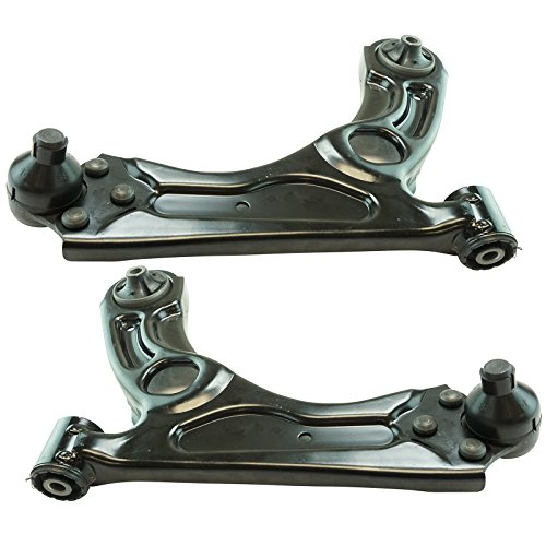 Front Suspension Lower Control Arm with Ball Joint LH RH Pair Set 2pc for Sonic ()