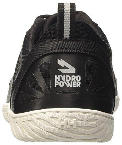 2017 Helly Hansen Hydropower 4 Sailing Shoe Jet Black 10832
