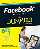 img - for Facebook All-in-One For Dummies (For Dummies Series) book / textbook / text book
