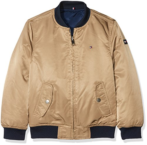 398f4a27 Tommy Hilfiger Boy's Thkb Reversible Bomber JKT Jacket - Buy Online in  Oman. | Clothing Products in Oman - See Prices, Reviews and Free Delivery  in Muscat, ...