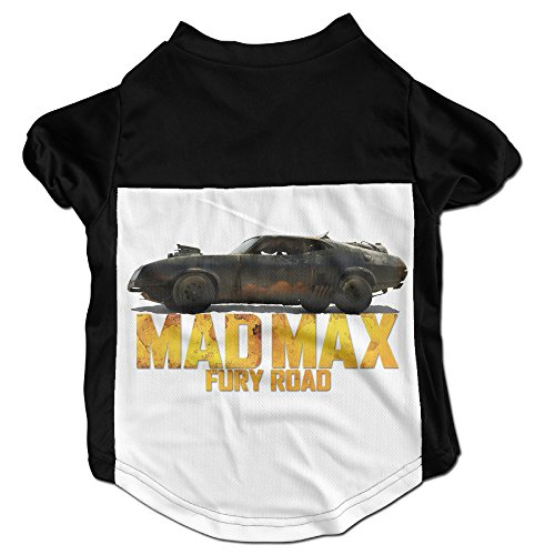 LALayton Mad Max Fury Road Cute Vest L