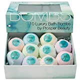 Bath Bomb Gift Set 10 Lush [BOMBS - Best Reviews Guide