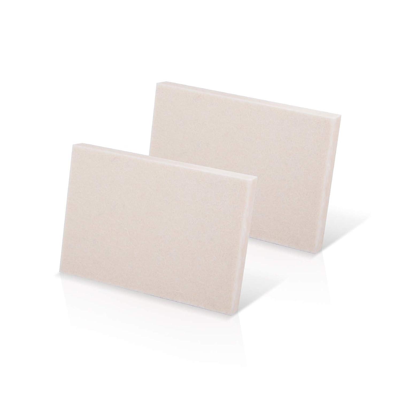 Amazon.com: ehdis® Lana Squeegee 10 * 7 * 1 cm rectángulo ...