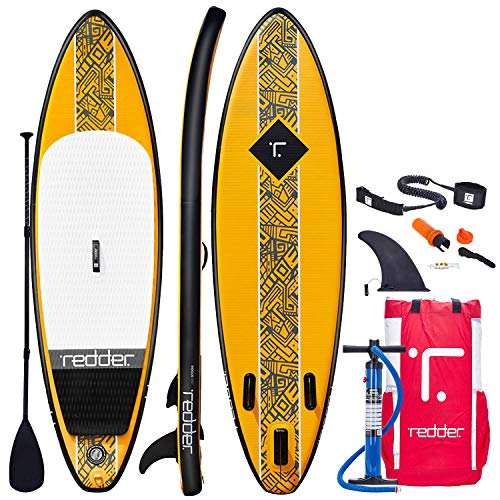 """redder Inflatable Stand Up Paddle Board Rouge 9'0"""""""