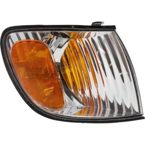 (Make Auto Parts Manufacturing - PASSENGER SIDE FRONT SIGNAL LIGHT ASSEMBLY; CORNER OF FENDER - TO2531138)