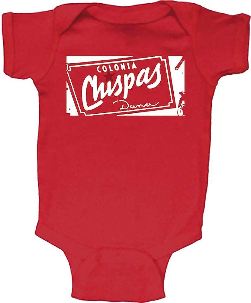 Camisetas EGB Body Bebé Colonia Chispas ochenteras 80Žs Retro: Amazon.es: Ropa y accesorios