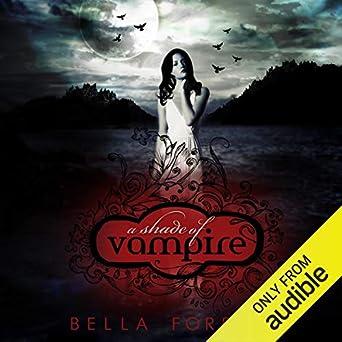 Amazon com: A Shade of Vampire, Book 1 (Audible Audio Edition