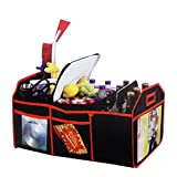 power advantage trunk organizer - 2 Pack Power Advantage EZ Trunk Organizer Tool Bag & Cooler Deluxe