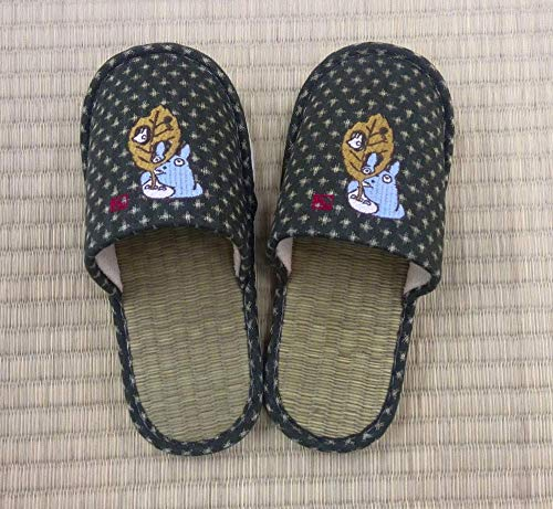 Studio Ghibli My Neighbor Totoro Interior Slippers Leaf (20.0cm)