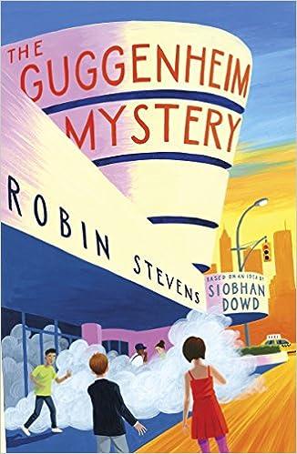 The Guggenheim Mystery de Robin Stevens 516AkC45wDL._SX324_BO1,204,203,200_