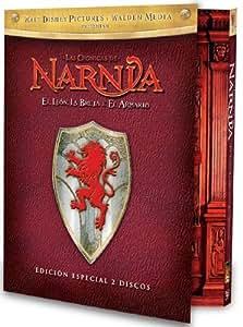 Las crónicas de Narnia: El león, la bruja... (Edición especial) [DVD]