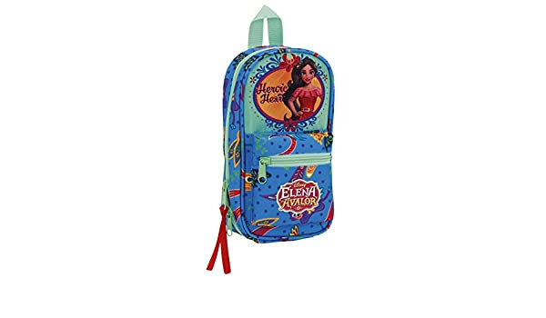 Amazon.com: Elena De Avalor Official 4 Section Bag: Amazon ...
