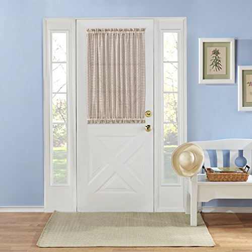 curtains treatment door best front on ideas pinterest window stunning