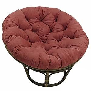Amazon.com: Cojín de microgamuza para sillón ...