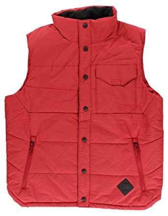 77b26b937d The North Face Mens Patricks Point Vest Red at Amazon Men s Clothing store
