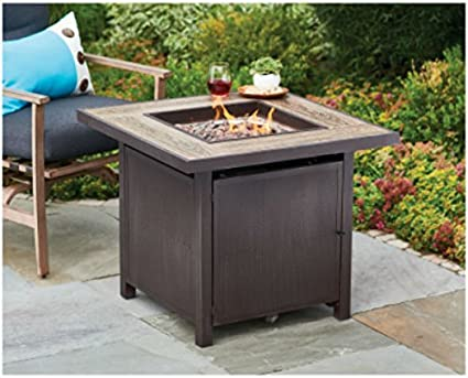 Shinerich Industrial SRGF11626 Gas Fire Pit