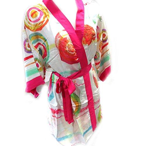 Desigual Kimono designer white multicolor.