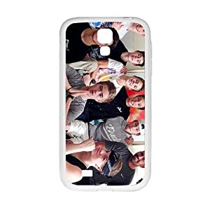Brother Fashion Comstom Plastic case cover For Samsung Galaxy S4