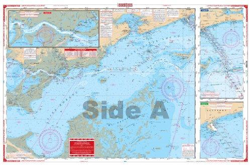 Lake Waterproof Chart - Waterproof Charts 40 Lake