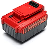 Power-Ing 4000mAh 18V Replacement Battery for Porter Cable PCC685L PCC680L, Lithium Battery Pack