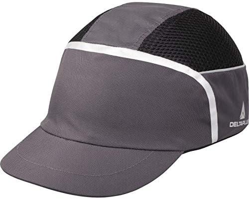 /Cappellino Antiurto ventilada poliestere//cotone Deltaplus kaizigr/