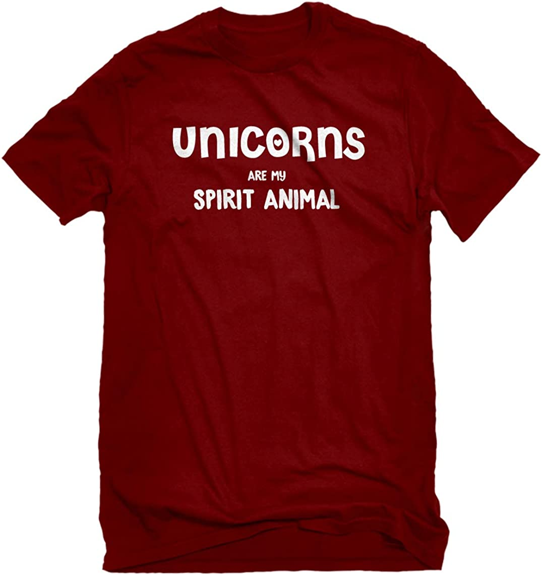 Unicorns are My Spirit Animal Shirt