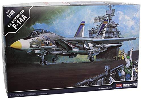 Tomcat F-14a Fighter - Academy 1:48 - Grumman F-14ATomcat