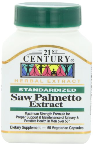 21st Century Palmetto Extract Capsules product image
