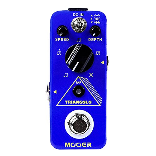 Mooer Triangolo Digital Tremolo Pedal by Mooer Audio