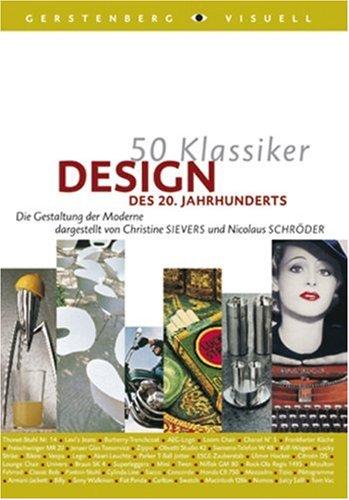 50 Klassiker, Design des 20. Jahrhunderts