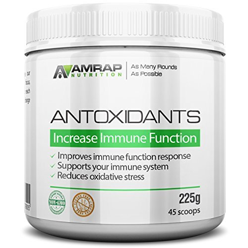 AMRAP Nutrition Antioxidant Supports Oxidative