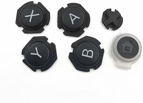 ABXY Botones de reparación completos para Nintendo Switch Joy-con solo control derecho: Amazon.es: Electrónica