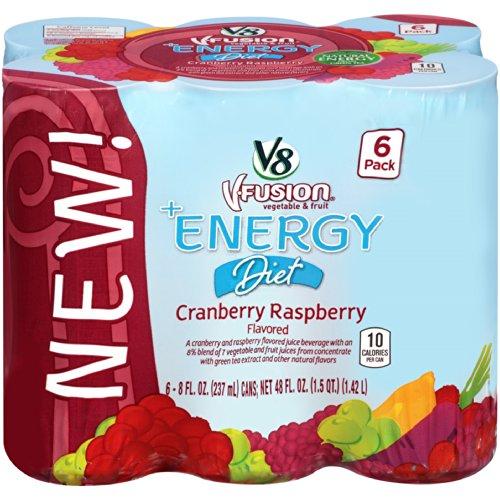 V8 Vegetable and Fruit Juice 48 FZ (Pack of 12) by V8