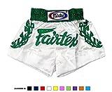 Fairtex Muay Thai Boxing Shorts BS0648 Heaven Grass , Size L