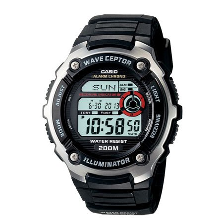 Wave Ceptor Multi Band Atomic Watch