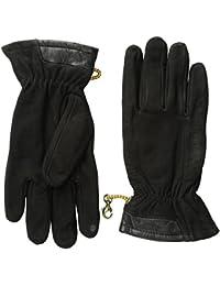 Men's Nubuck Leather Boot Glove