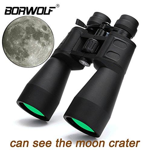 Borwolf 10-380X100  High magnification   long range zoom 10-