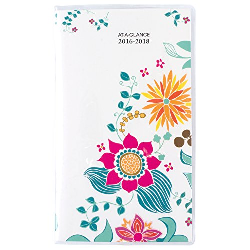 at a glance academic year monthly pocket planner 2 years import