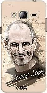 DailyObjects Steve Jobs Case For Samsung Galaxy J3