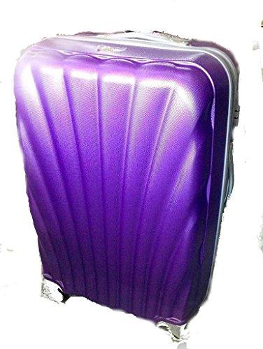 Juego de 3 Maletas Expandibles (con 2 cremalleras, proporcionan unos 10 cms. más). 10 colores a elegir. Medidas maleta grande: 75x50x30 cms..